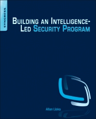 Cover image for Building an Intelligence-Led Security Program