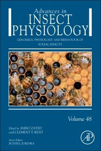 Cover image for Genomics, Physiology and Behaviour of Social Insects