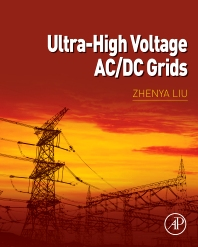 Cover image for Ultra-High Voltage AC/DC Grids