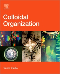 Cover image for Colloidal Organization