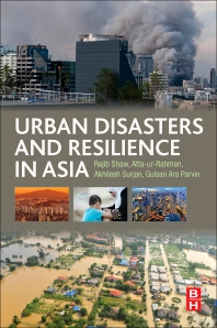 Cover image for Urban Disasters and Resilience in Asia