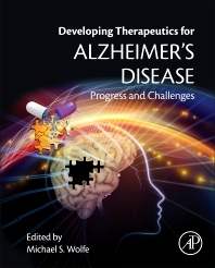 Cover image for Developing Therapeutics for Alzheimer's Disease