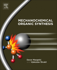 Cover image for Mechanochemical Organic Synthesis