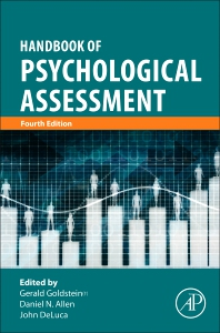 Cover image for Handbook of Psychological Assessment