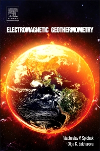 Cover image for Electromagnetic Geothermometry