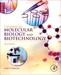 Cover image for Calculations for Molecular Biology and Biotechnology