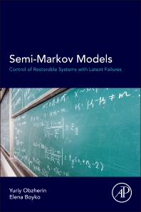 Cover image for Semi-Markov Models