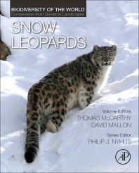 Cover image for Snow Leopards