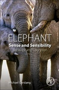 Cover image for Elephant Sense and Sensibility