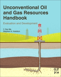 Cover image for Unconventional Oil and Gas Resources Handbook