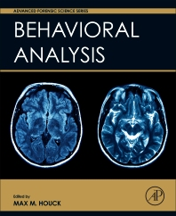 Behavioral Analysis - 1st Edition - ISBN: 9780128022627