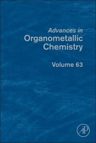 Advances in Organometallic Chemistry - 1st Edition - ISBN: 9780128022696, 9780128024683