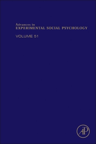 Advances in Experimental Social Psychology - 1st Edition - ISBN: 9780128022740, 9780128024720