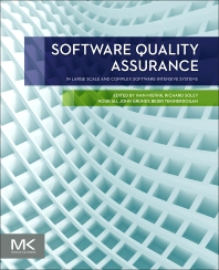 Software Quality Assurance - 1st Edition - ISBN: 9780128023013, 9780128025413