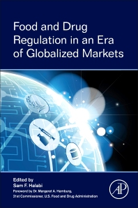 Cover image for Food and Drug Regulation in an Era of Globalized Markets