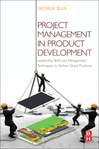 Cover image for Project Management in Product Development