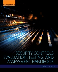 Cover image for Security Controls Evaluation, Testing, and Assessment Handbook