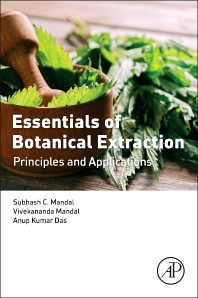 Cover image for Essentials of Botanical Extraction