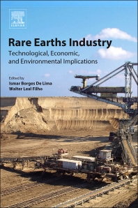 Cover image for Rare Earths Industry