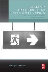 Cover image for Emergency Preparedness for Business Professionals