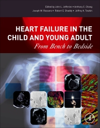 Heart Failure in the Child and Young Adult - 1st Edition - ISBN: 9780128023938