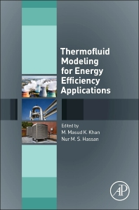 Cover image for Thermofluid Modeling for Energy Efficiency Applications