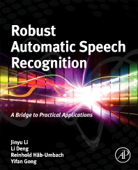 Cover image for Robust Automatic Speech Recognition