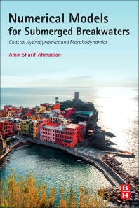 Cover image for Numerical Models for Submerged Breakwaters