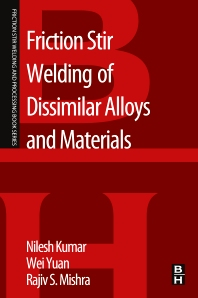 Cover image for Friction Stir Welding of Dissimilar Alloys and Materials