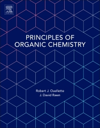 Cover image for Principles of Organic Chemistry