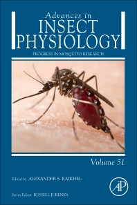 Cover image for Progress in Mosquito Research
