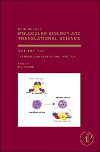 Cover image for The Molecular Basis of Viral Infection