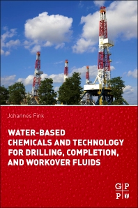 Cover image for Water-Based Chemicals and Technology for Drilling, Completion, and Workover Fluids