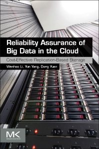 Cover image for Reliability Assurance of Big Data in the Cloud