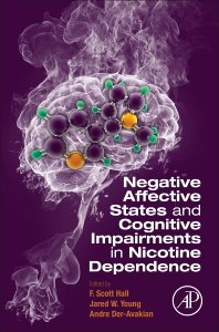 Cover image for Negative Affective States and Cognitive Impairments in Nicotine Dependence