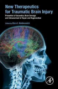 Cover image for New Therapeutics for Traumatic Brain Injury