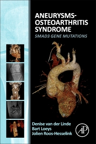 Cover image for Aneurysms-Osteoarthritis Syndrome