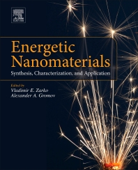 Cover image for Energetic Nanomaterials