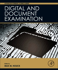 Cover image for Digital and Document Examination