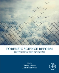 Cover image for Forensic Science Reform