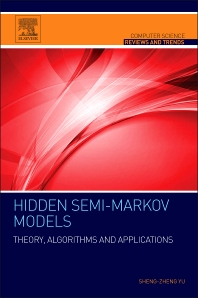 Hidden Semi-Markov Models - 1st Edition - ISBN: 9780128027677, 9780128027714