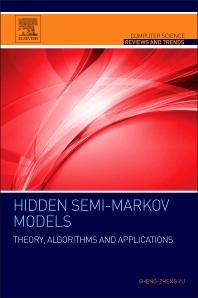 Cover image for Hidden Semi-Markov Models