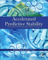 Accelerated Predictive Stability (APS) - 1st Edition - ISBN: 9780128027868