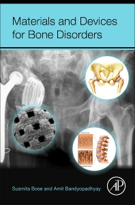 Cover image for Materials and Devices for Bone Disorders