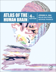 Cover image for Atlas of the Human Brain