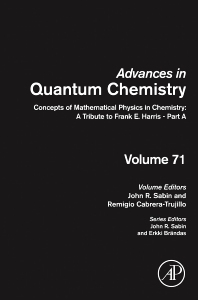 Concepts of Mathematical Physics in Chemistry: A Tribute to Frank E. Harris - Part A - 1st Edition - ISBN: 9780128028247, 9780128028681
