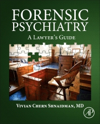 Cover image for Forensic Psychiatry