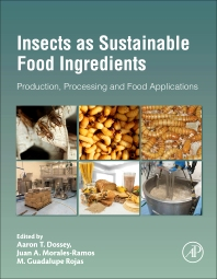 Cover image for Insects as Sustainable Food Ingredients