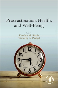 Cover image for Procrastination, Health, and Well-Being