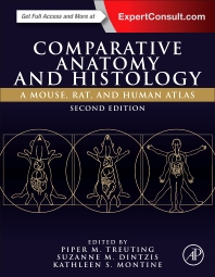 Cover image for Comparative Anatomy and Histology